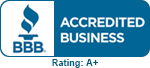 Roosevelt Chiropractic has an A+ Rating from the Better Business Bureau